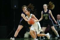 Gallery: Girls Basketball Sequim @ Port Angeles